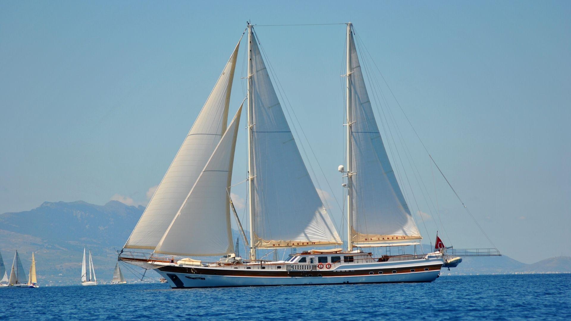 Yachting the Turkish Mediterranean