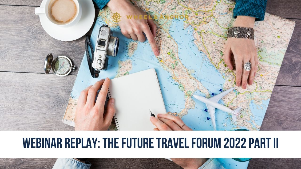 Webinar Replay: The Future Travel Forum 2022 (Part II): Southern Europe