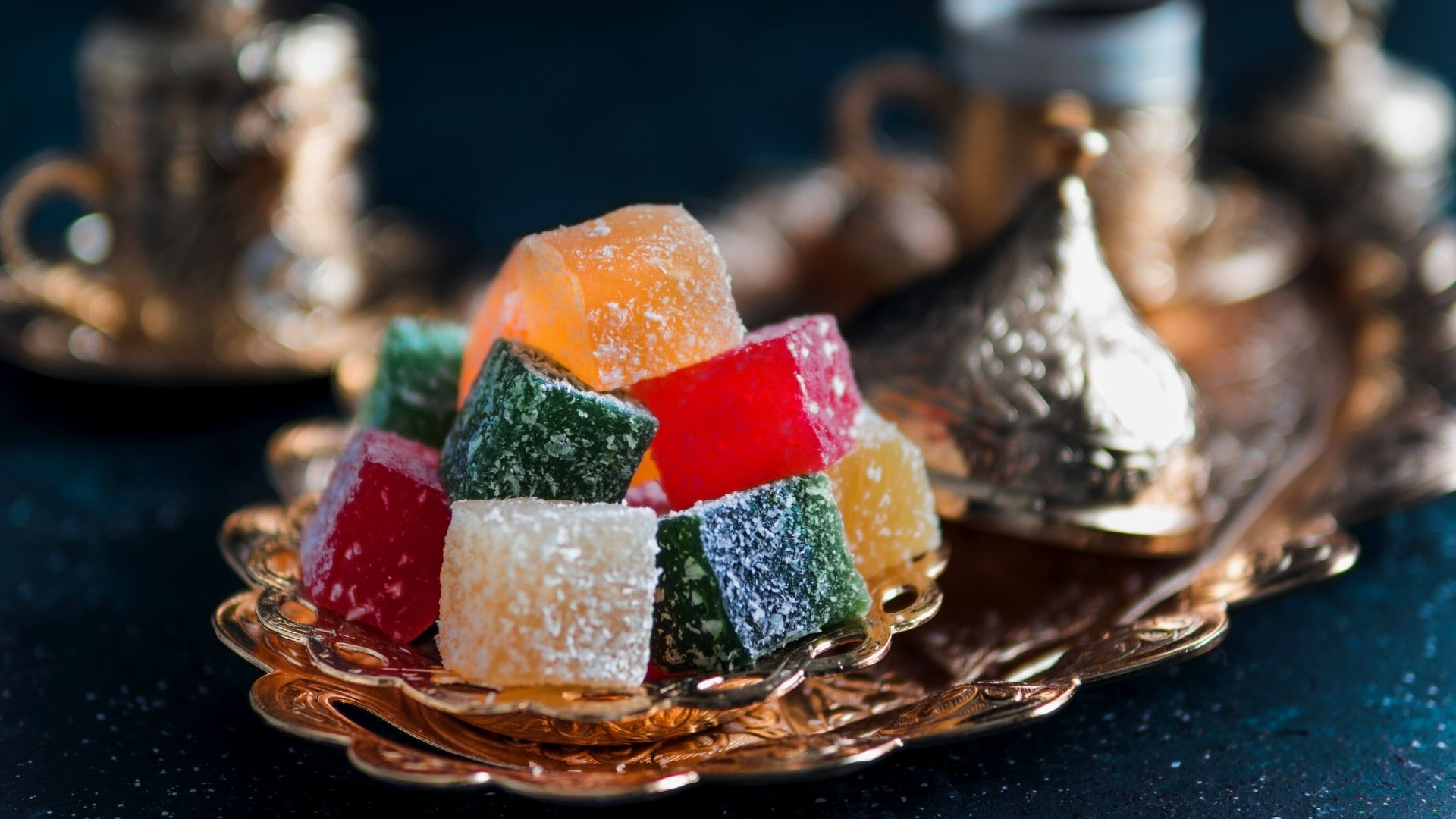 Full Of Eastern Promise And Made Everywhere Else, Turkish Delight is The (Sugar) Bomb