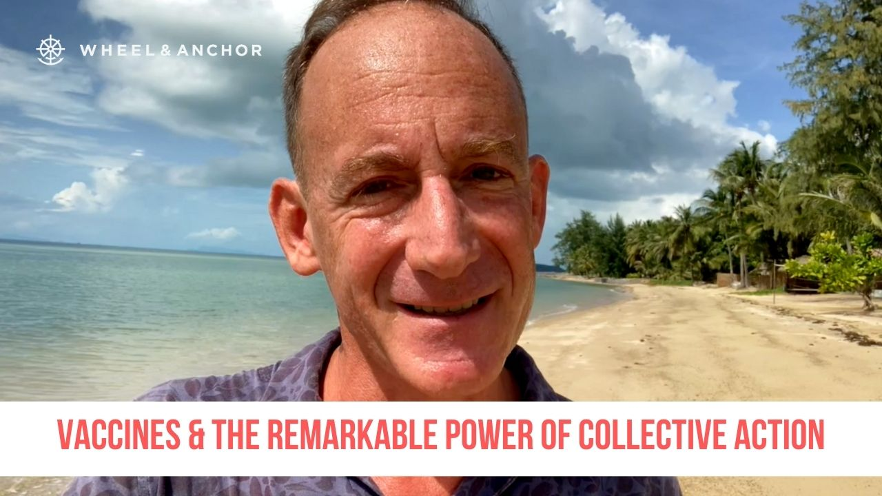 Vaccines, Hope & the Remarkable Power of Collective Action