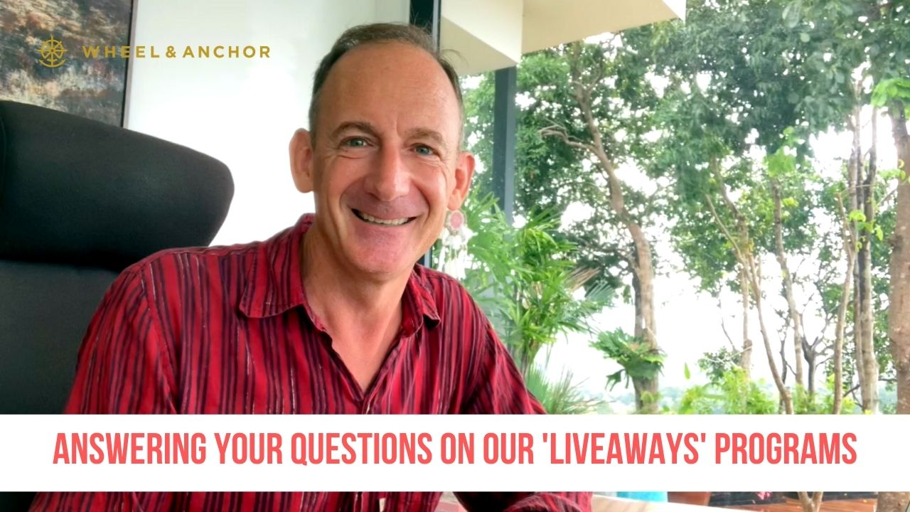 Your LiveAways Questions Answered