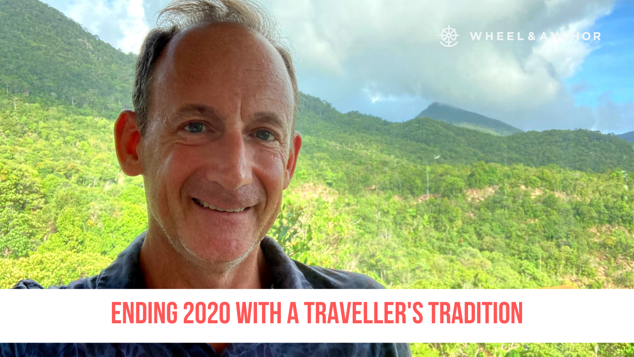 Ending 2020 with a Traveller's Tradition