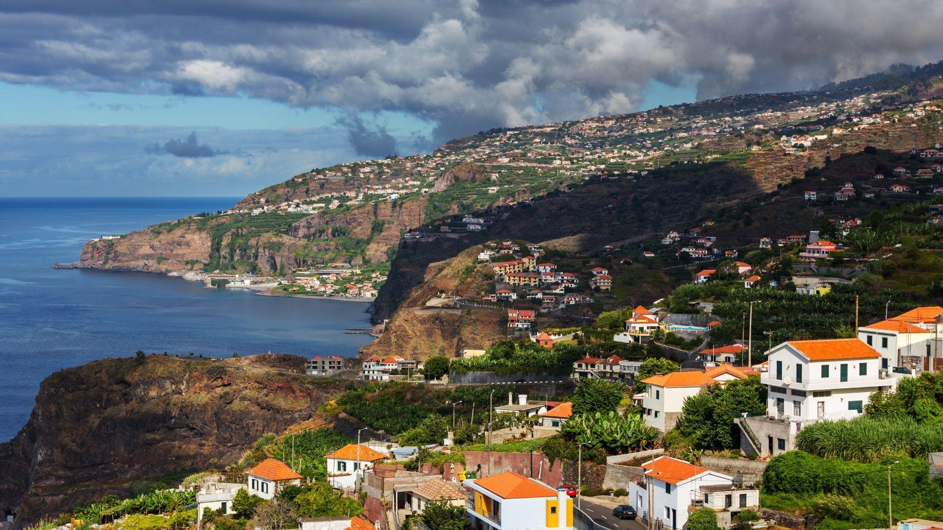 Wheel & Anchor LiveAways: Madeira