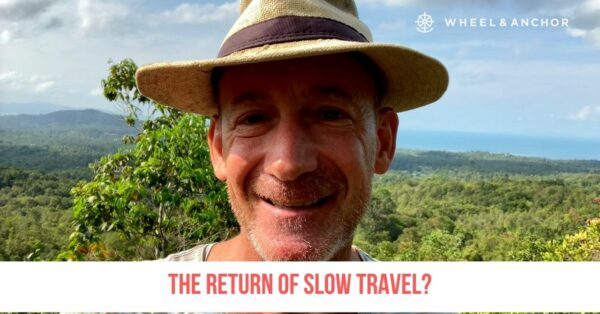 Slow travel...slowly returning?