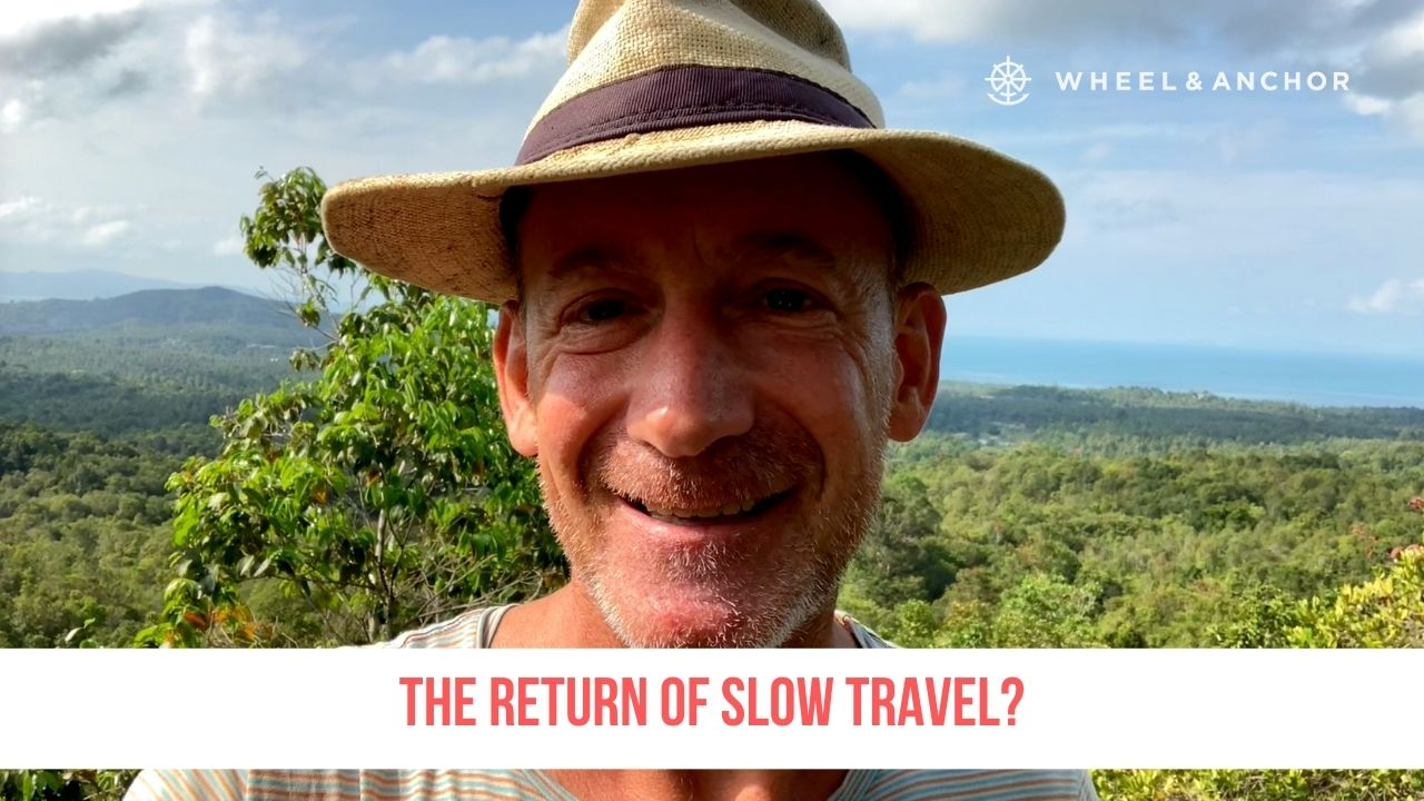 Slow travel…slowly returning?