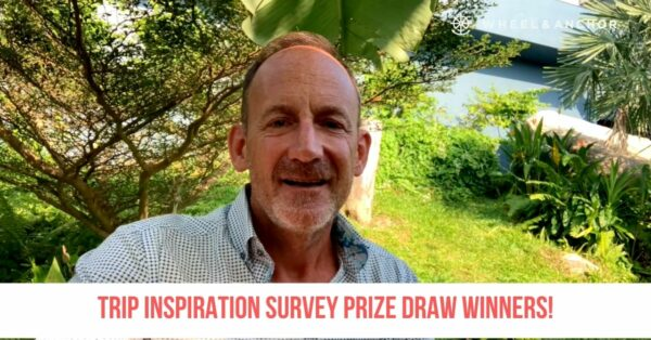 Announcing the winners from our Trip Inspiration Survey prize draw!