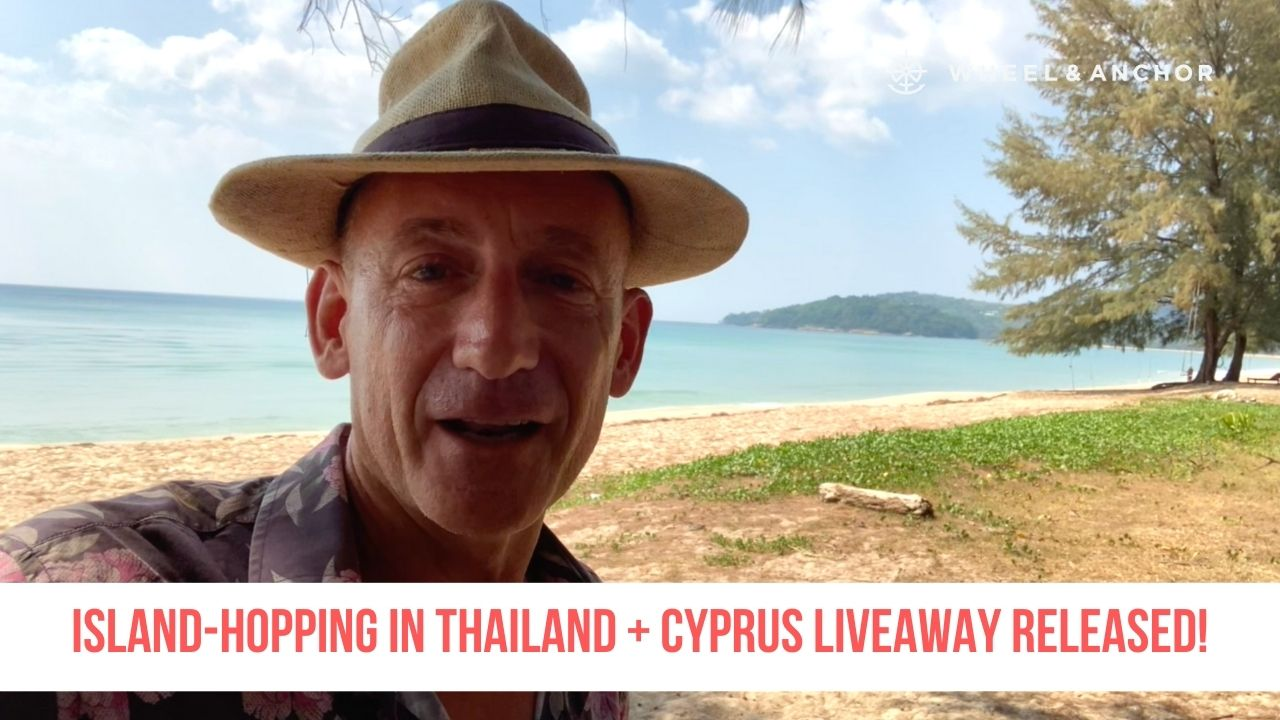 Island-Hopping in Thailand? + Cyprus LiveAway