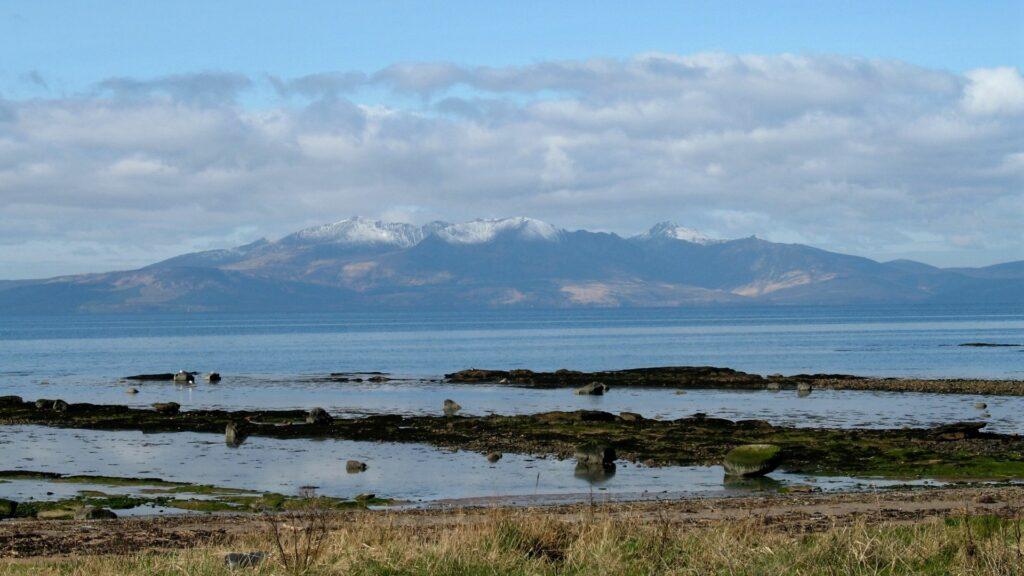 The Island of Arran, Scotland