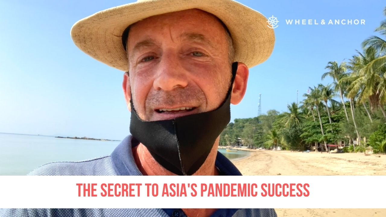The secret to Asia's pandemic success