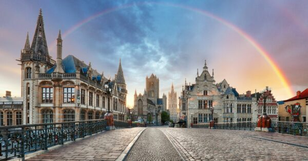 W&A 5x5's: Germany & the Benelux