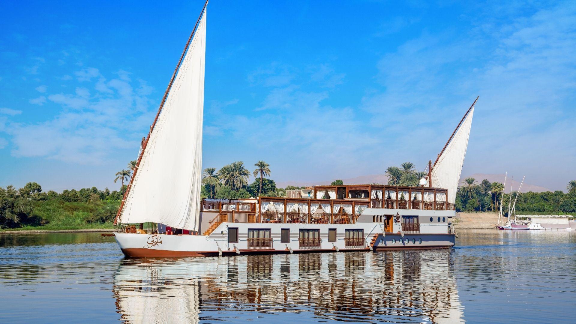The Ultimate Nile Cruise
