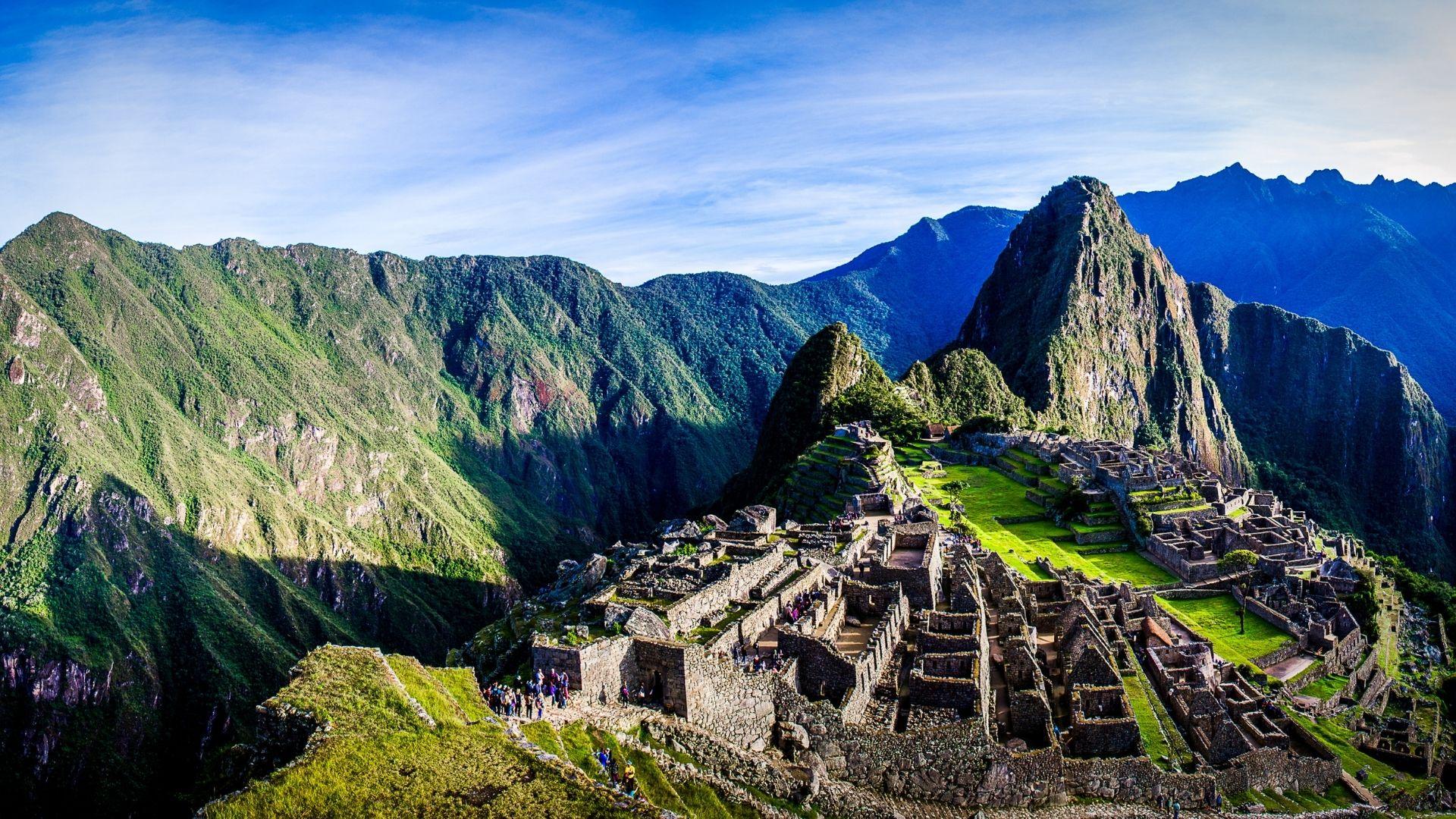 Land of the Incas: Peru