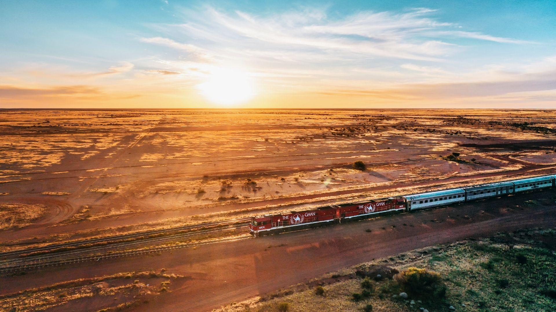 Australian Rail Journey