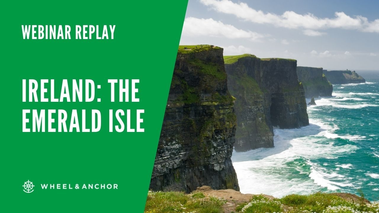 Webinar Replay: Ireland: The Emerald Isle 2022