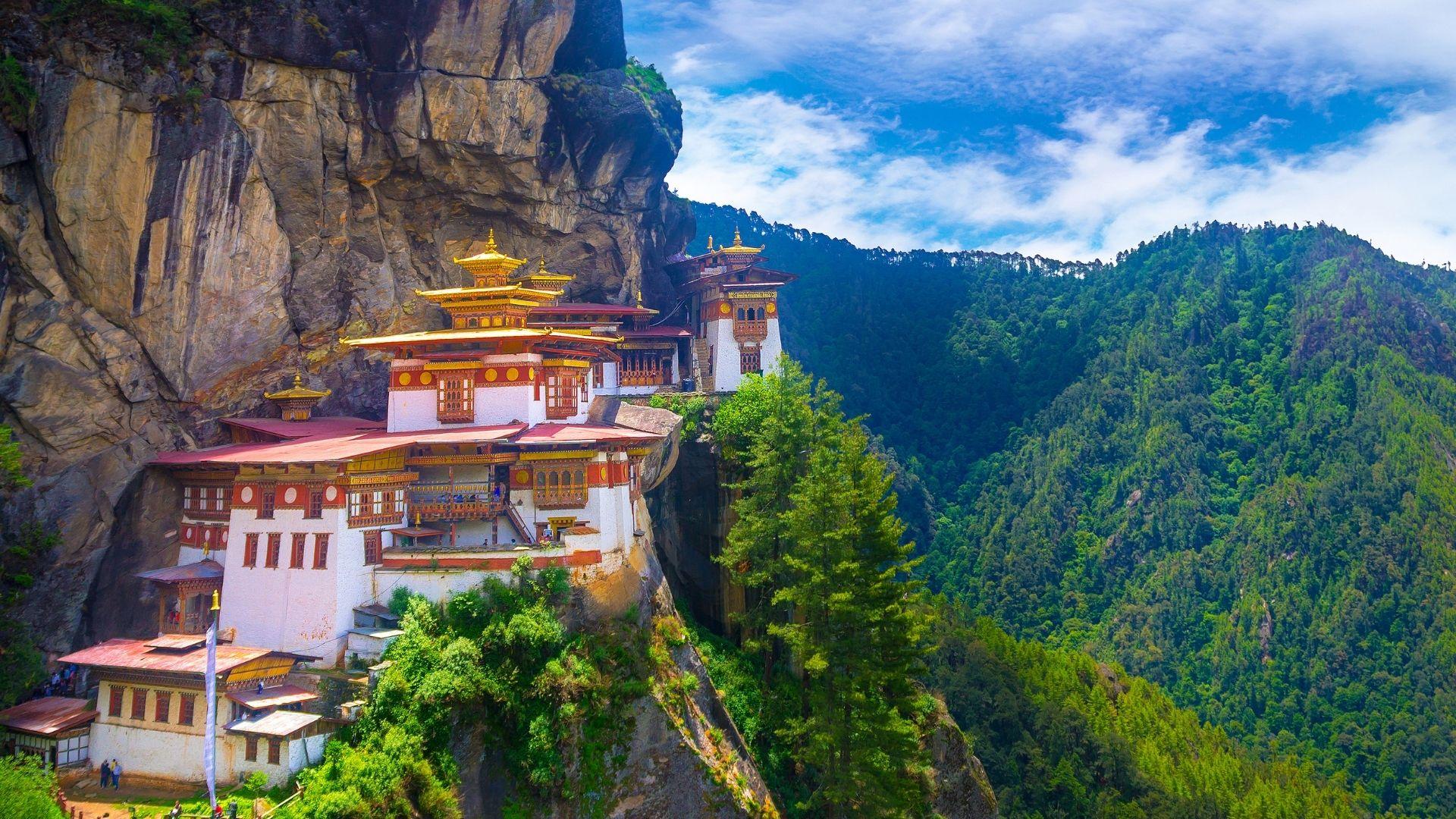 The Brahmaputra & Bhutan