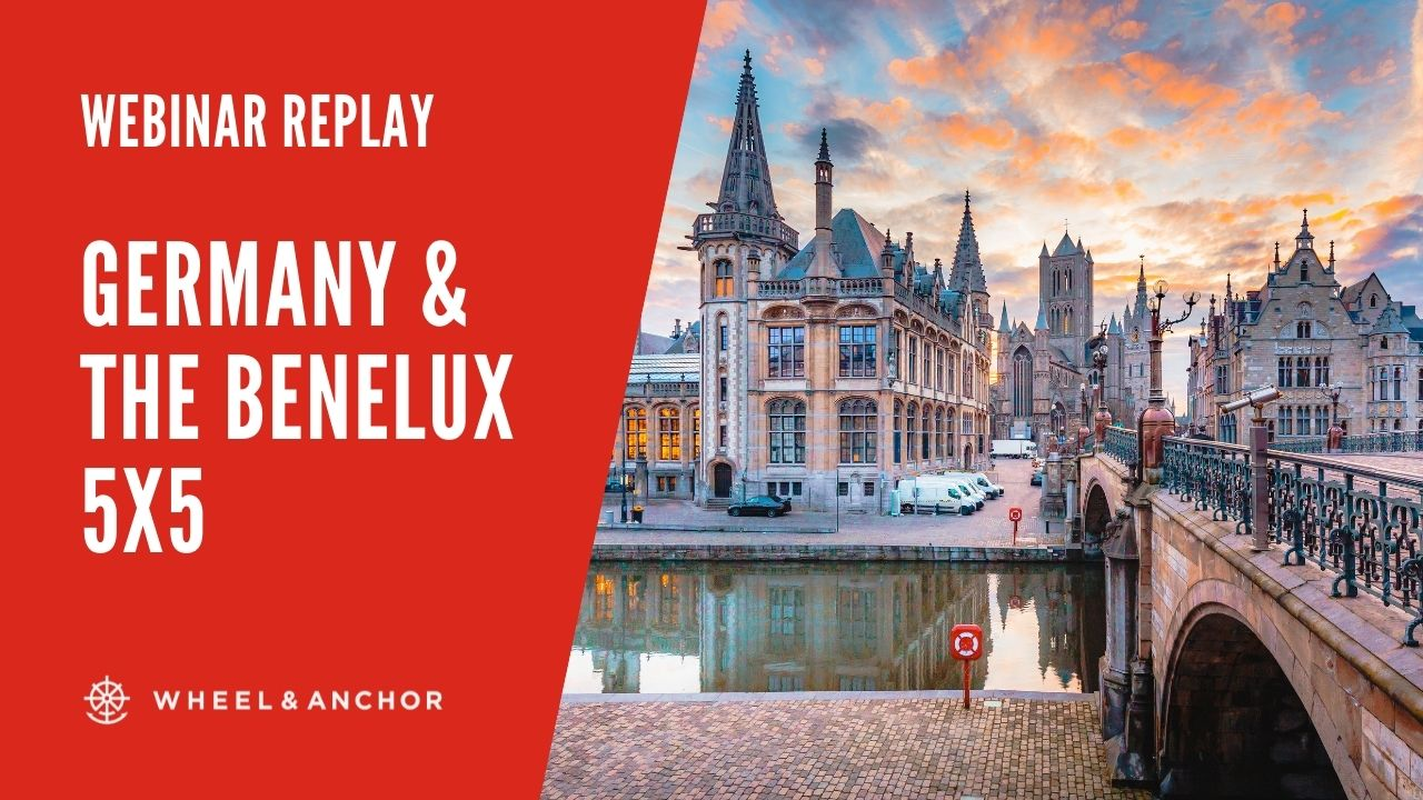Webinar Replay: Germany & the Benelux 5×5