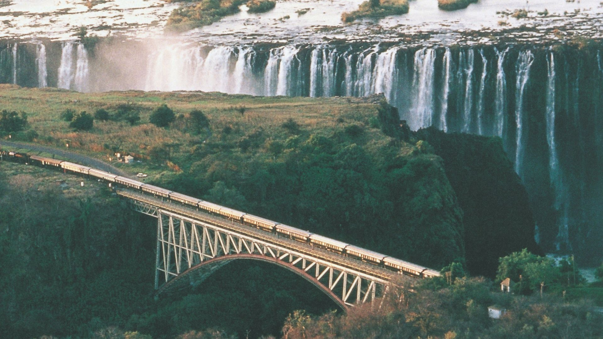 Rovos Cape Town to Dar es Salaam