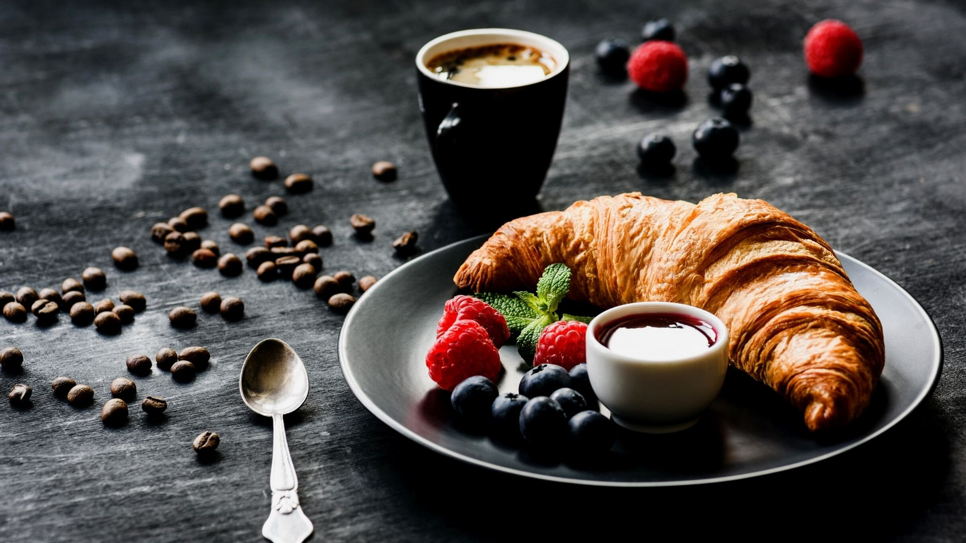 You Can Trust A Croissant If It's French