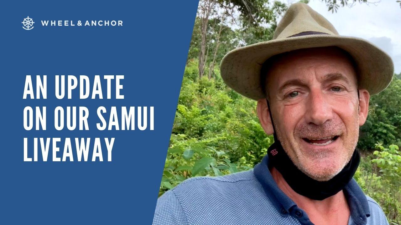 Why we're postponing Samui