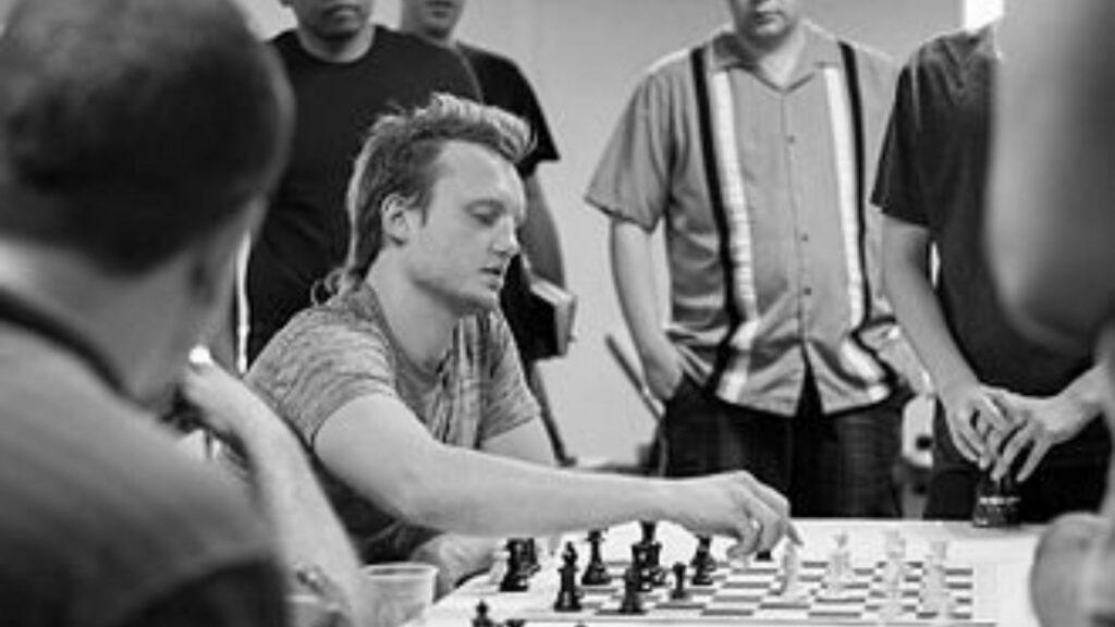 Chess Grandmaster Timur Gareyev