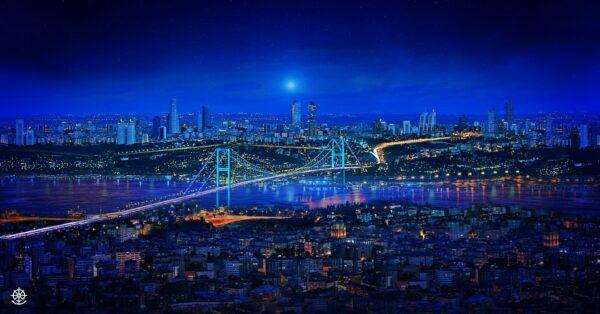Around the Black Sea: 6 countries