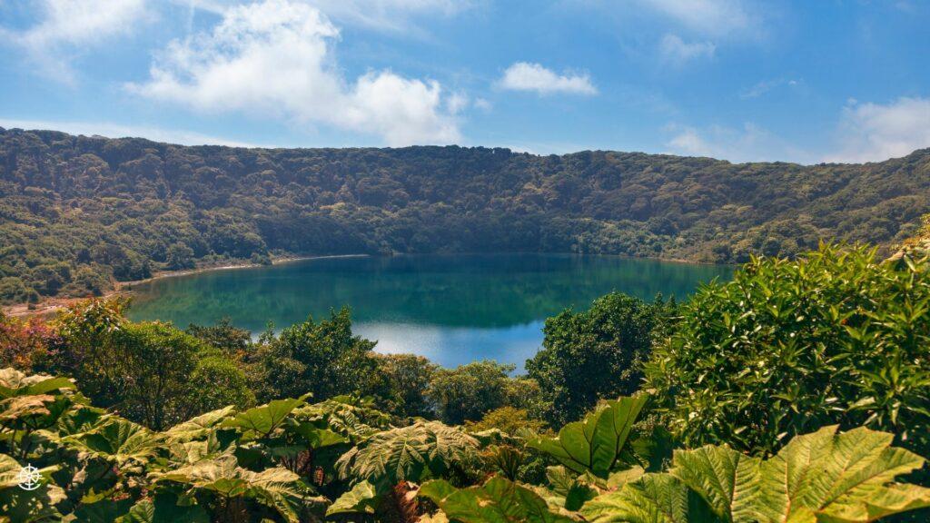 Lake Botos (Poás Volcano)