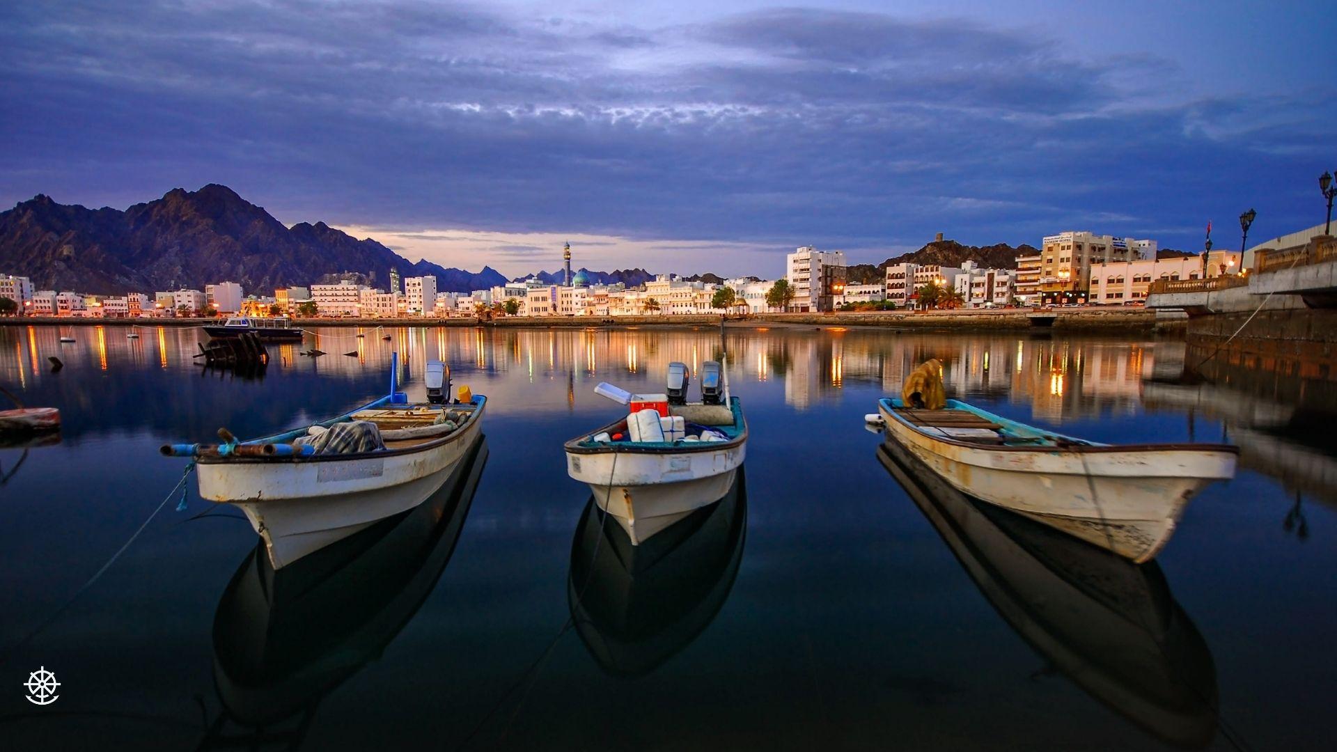 Wheel & Anchor Oman-16