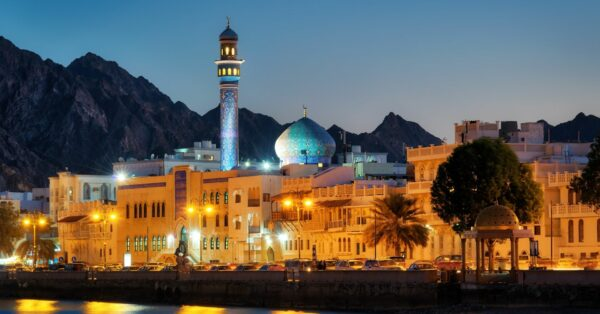 Oman: By land and sea